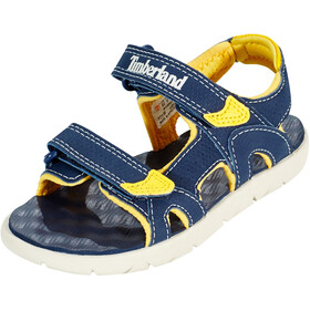 Timberland Perkins Row 2-bands Sandalen Kinderen, black iris